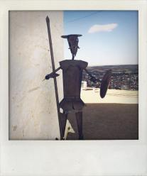 Don Quijote, Knight-Errant Examplar