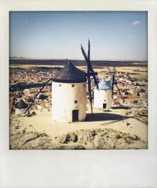 Windmills of Consuegra, Town of Consuegra