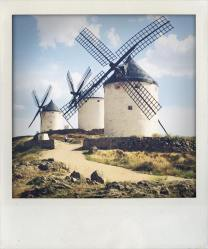 Molinos (Windmills) of Consuegra