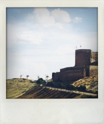 The Castle of Consuegra